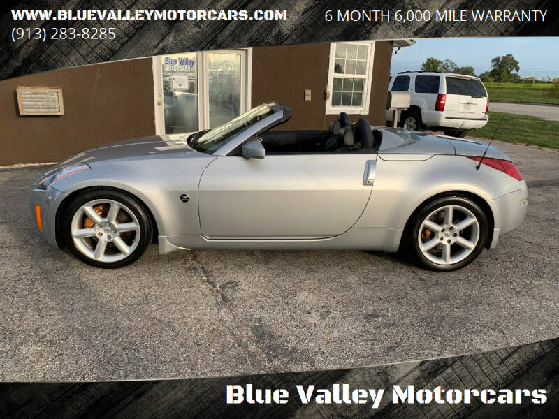 2005 Nissan 350Z Grand Touring 2dr Roadster - Stilwell KS