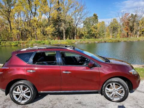 2011 Nissan Murano for sale at Auto Link Inc in Spencerport NY