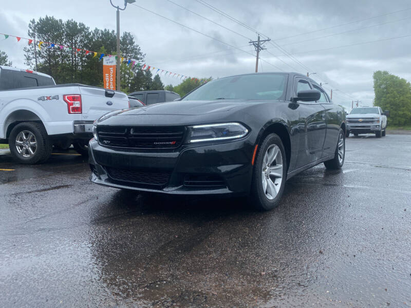 2015 Dodge Charger for sale in Webster, WI