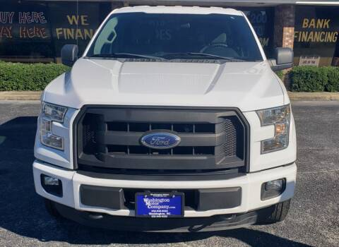 2015 Ford F-150 for sale at East Carolina Auto Exchange in Greenville NC