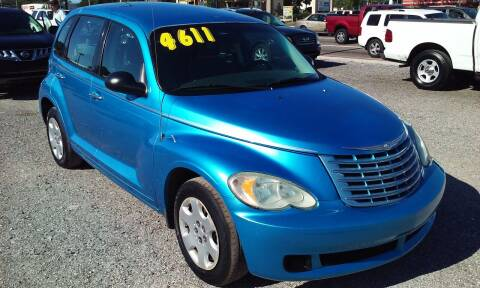 2008 Chrysler PT Cruiser for sale at Pinellas Auto Brokers in Saint Petersburg FL