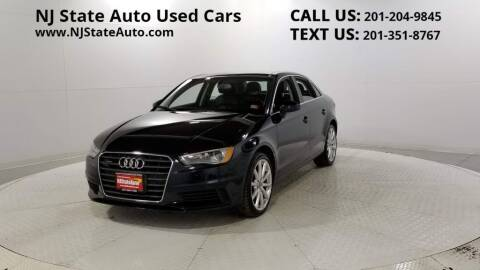 2015 Audi A3 for sale at NJ State Auto Auction in Jersey City NJ