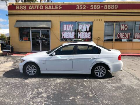 2007 BMW 3 Series for sale at BSS AUTO SALES INC in Eustis FL