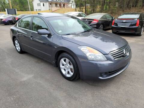 2008 Nissan Altima for sale at GA Auto IMPORTS  LLC in Buford GA
