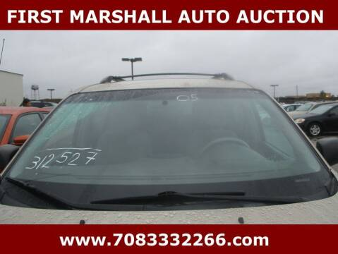 2005 Toyota Sienna for sale at First Marshall Auto Auction in Harvey IL