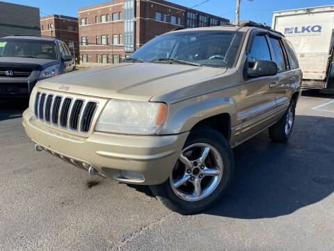 2001 Jeep Grand Cherokee for sale at Samuel's Auto Sales in Indianapolis IN