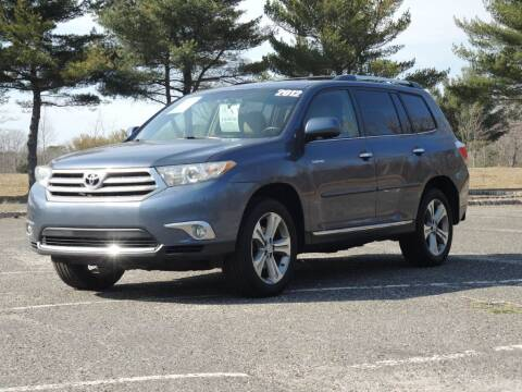 2012 Toyota Highlander for sale at My Car Auto Sales in Lakewood NJ