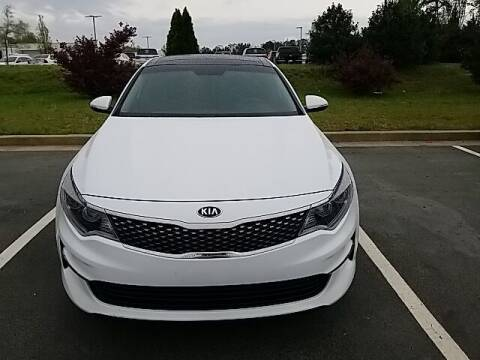 2016 Kia Optima for sale at Lou Sobh Kia in Cumming GA