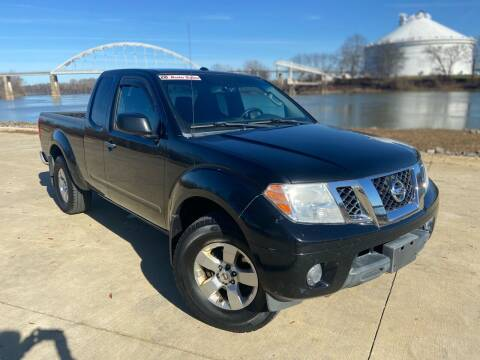 2012 Nissan Frontier for sale at D3 Auto Sales in Des Arc AR