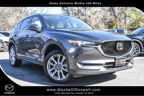 2019 Mazda CX-5 for sale at Mazda Of Roswell in Roswell GA