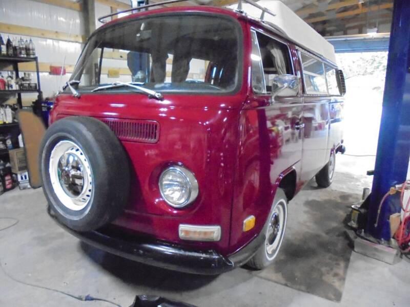 1972 Volkswagen Bus for sale at D & P Sales LLC in Wichita KS