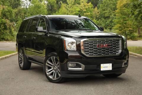 2019 GMC Yukon for sale at Vantage Auto Group - Vantage Auto Wholesale in Moonachie NJ
