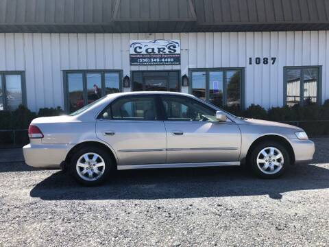 2002 Honda Accord for sale at Carolina Auto Resale Supercenter in Reidsville NC