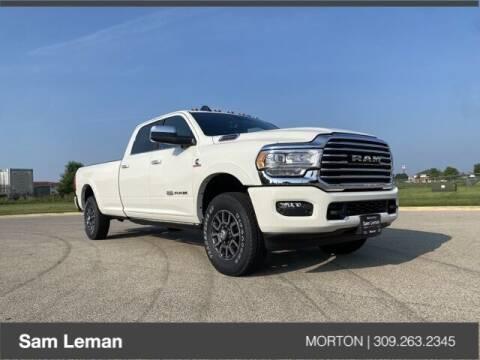 2021 RAM Ram Pickup 3500 for sale at Sam Leman CDJRF Morton in Morton IL
