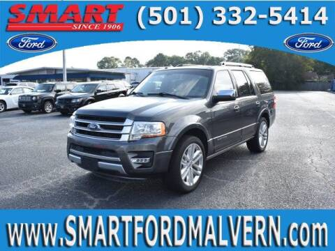 2017 Ford Expedition for sale at Smart Auto Sales of Benton in Benton AR