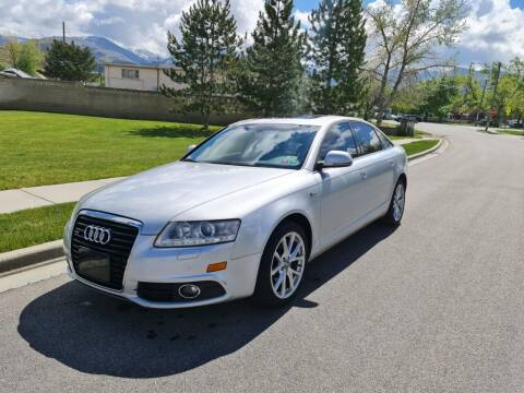 2011 Audi A6 for sale at A.I. Monroe Auto Sales in Bountiful UT