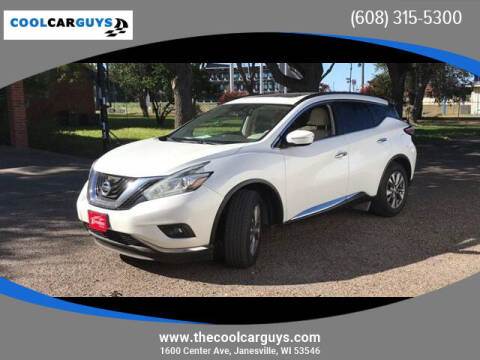 2015 Nissan Murano for sale at Cool Car Guys in Janesville WI