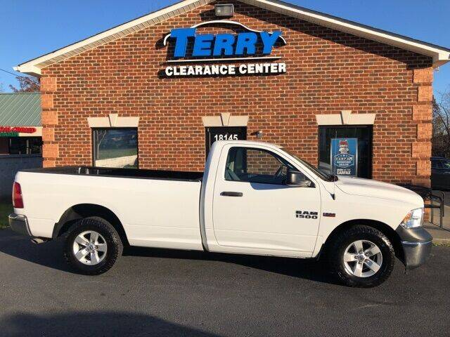 2015 RAM Ram Pickup 1500 for sale at Terry Clearance Center in Lynchburg VA