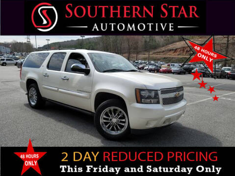 2008 Chevrolet Suburban for sale at Southern Star Automotive, Inc. in Duluth GA
