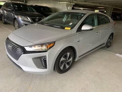 2018 Hyundai Ioniq Hybrid for sale at Southern Auto Solutions-Jim Ellis Hyundai in Marietta GA