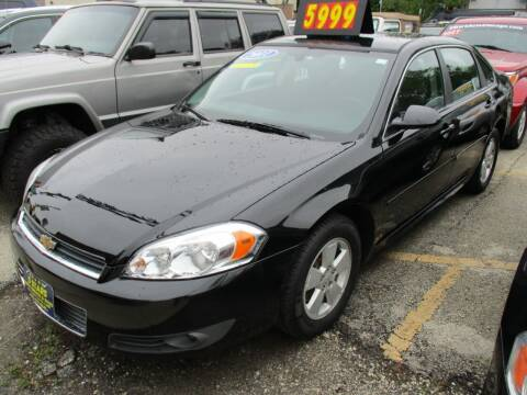 2011 Chevrolet Impala for sale at 5 Stars Auto Service and Sales in Chicago IL