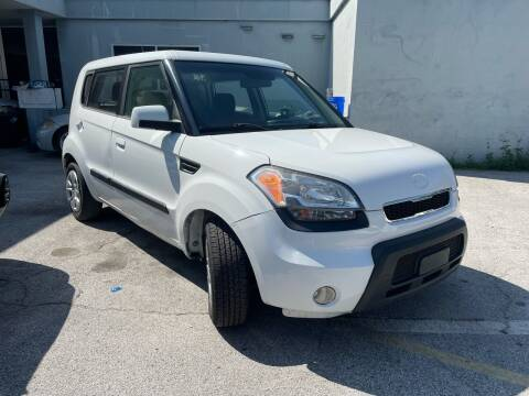 2012 Kia Soul for sale at Popular Imports Auto Sales in Gainesville FL
