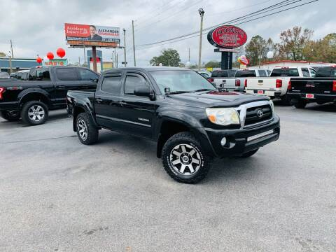 2005 Toyota Tacoma for sale at Hooney's Auto Sales in Theodore AL