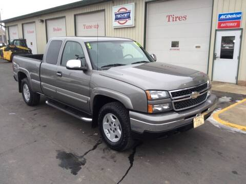 2007 Chevrolet Silverado 1500 Classic for sale at TRI-STATE AUTO OUTLET CORP in Hokah MN