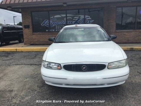 used 1999 buick century for sale in tennessee carsforsale com used 1999 buick century for sale in
