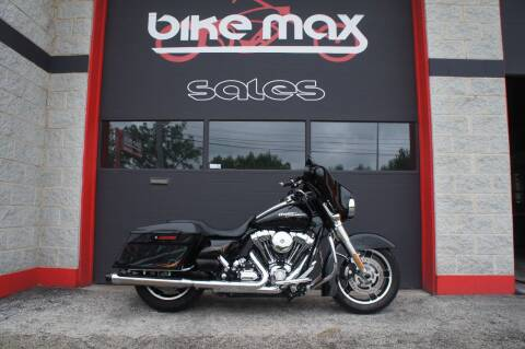 2009 Harley-Davidson Street Glide for sale at BIKEMAX, LLC in Palos Hills IL