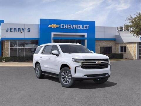 2021 Chevrolet Tahoe for sale at Jerry's Buick GMC in Weatherford TX
