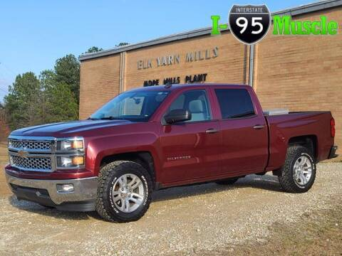 2014 Chevrolet Silverado 1500 for sale at I-95 Muscle in Hope Mills NC