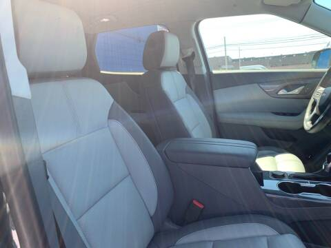 2020 Chevrolet Blazer