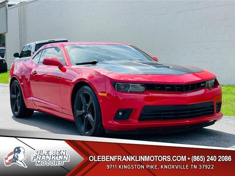 2014 Chevrolet Camaro for sale at Ole Ben Franklin Motors Clinton Highway in Knoxville TN