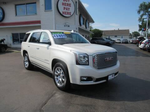 2015 GMC Yukon for sale at Auto Land Inc in Crest Hill IL