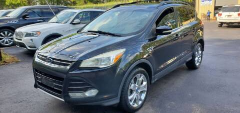 2013 Ford Escape for sale at GA Auto IMPORTS  LLC in Buford GA