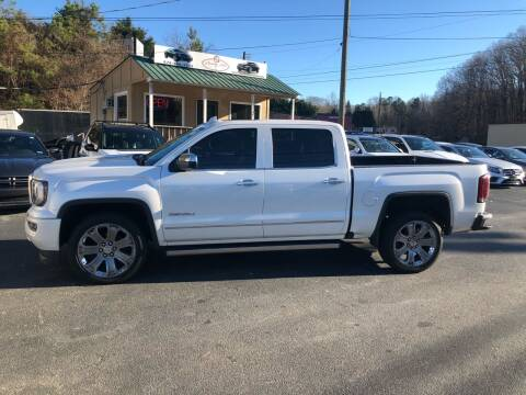 2017 GMC Sierra 1500 for sale at Luxury Auto Innovations in Flowery Branch GA