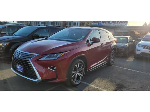 2016 Lexus RX 450h for sale at AutoDeals in Hayward CA
