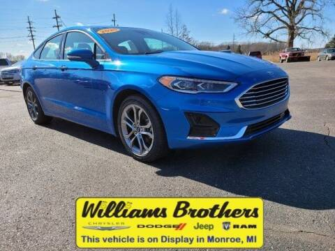 2020 Ford Fusion for sale at Williams Brothers - Pre-Owned Monroe in Monroe MI