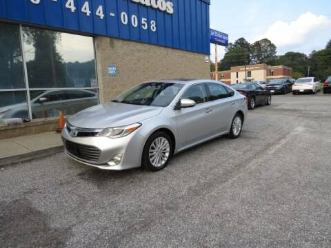 2014 Toyota Avalon Hybrid for sale at Southern Auto Solutions - 1st Choice Autos in Marietta GA