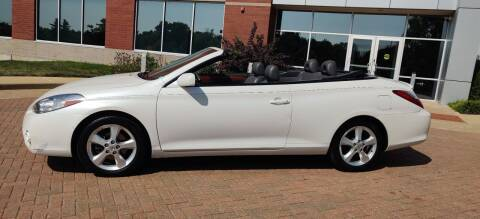 2007 Toyota Camry Solara for sale at Auto Wholesalers in Saint Louis MO
