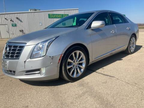 2015 Cadillac XTS for sale at SUNSET CURVE AUTO PARTS INC in Weyauwega WI