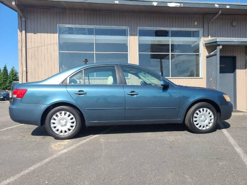 2006 Hyundai Sonata for sale at Westside Motors in Mount Vernon WA