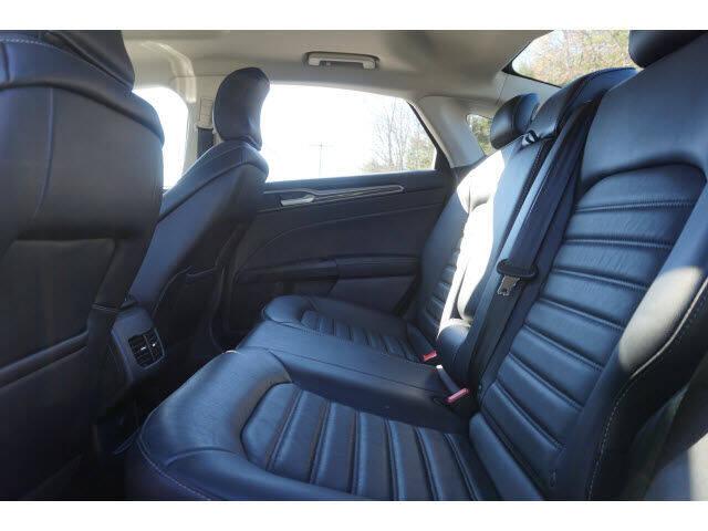 2017 Ford Fusion AWD SE 4dr Sedan - South Berwick ME