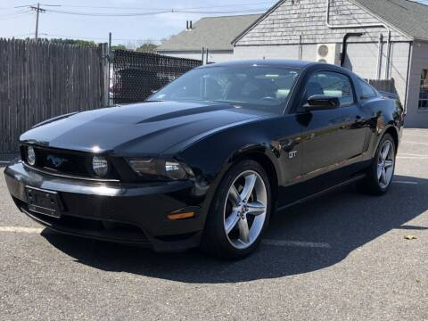 2010 Ford Mustang for sale at LARIN AUTO in Norwood MA