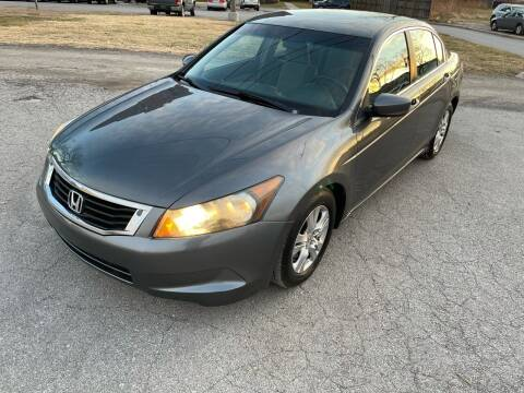 2008 Honda Accord for sale at Supreme Auto Gallery LLC in Kansas City MO