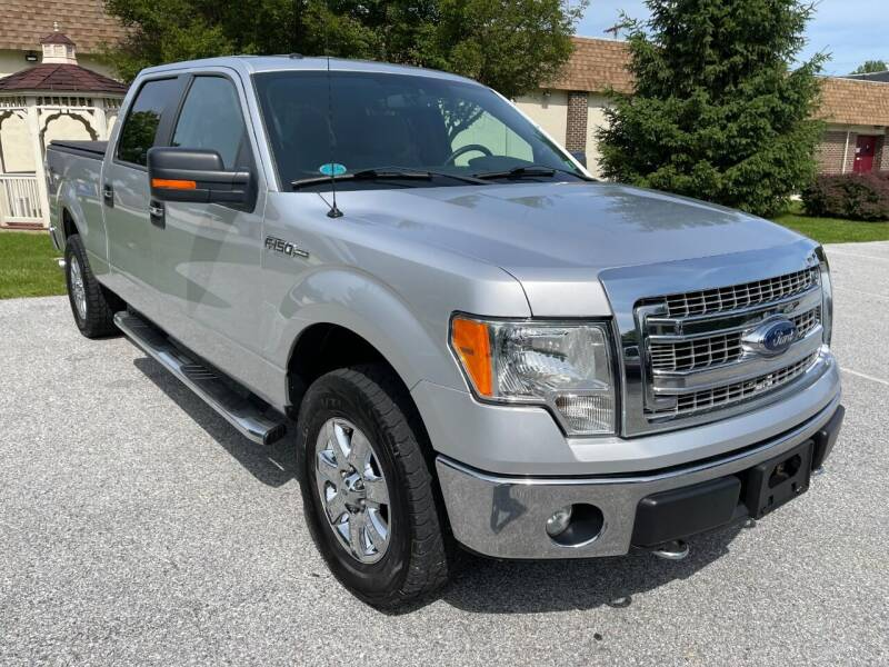 2013 Ford F-150 for sale at CROSSROADS AUTO SALES in West Chester PA