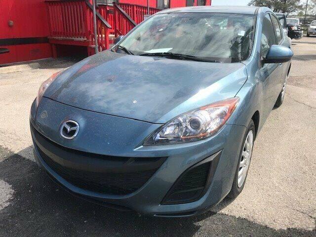 2010 Mazda MAZDA3 for sale in Houston, TX