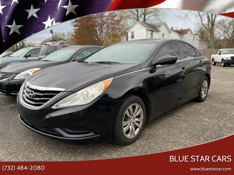 2011 Hyundai Sonata for sale at Blue Star Cars in Jamesburg NJ