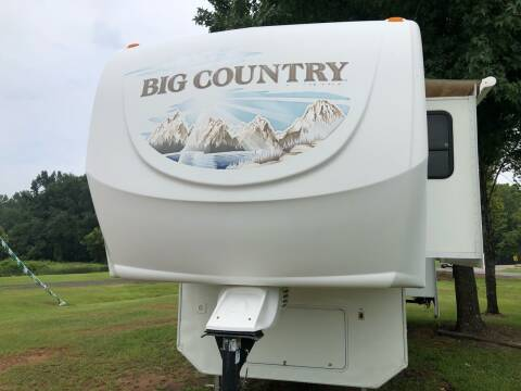 2009 FOR SALE!!! Heartland  Big Country 3550TSL for sale at S & R RV Sales & Rentals, LLC in Marshall TX